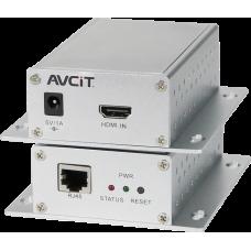 AVC-UTP üzerinden HDMI Extender