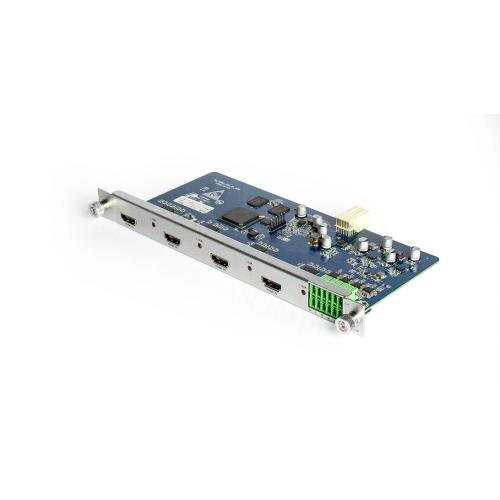 AVC-2K Matrix Switcher> HDMI giriş / çıkış Modülleri Kartları