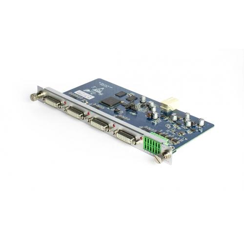 AVC-2K Matrix Switcher> DVI Giriş Modül Kartı