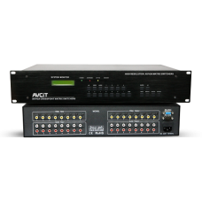 AVC-AV-8 Series Professional Matrix Switcher - AV Series