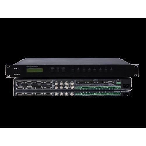 AVC-Hybrid Matrix - PLUS-4A / PLUS-4B Professional Matrix Switcher
