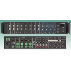 DNX 4 Kanal Pre Amplifikatör EF-804