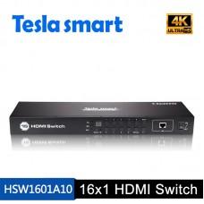 Tesla 16x1 HDMI Switch