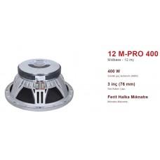 12 M-PRO 400