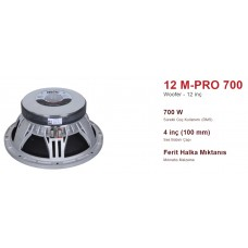 12 M-PRO 700