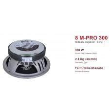 8 M-PRO 300