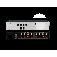 AVC-2/4 Channel Volume Controller V2N/V4N (2/4 Kanal Ses Kontrolü)