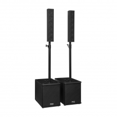 Active PA System 1260W SPIKE 3610.05