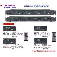 Avit Audio 4 Kanal MP3/USB/SD Card Okuyucu