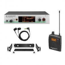 Sennheiser EW-300 IEM G3 (Live Microphone - Wireless Monitoring System)