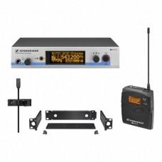 Sennheiser EW-512 G3 TELSİZ YAKA MİKROFONU