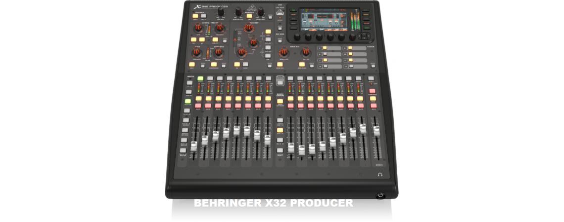 BEHRİNGER X32
